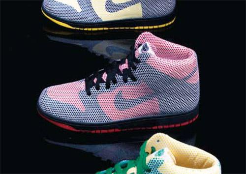 Nike Dunk High Octagon Pixel Pack