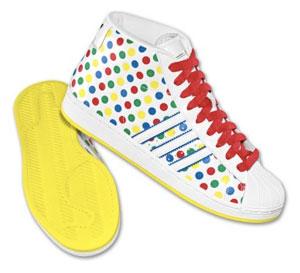 Adidas Polka Dot Pro Model