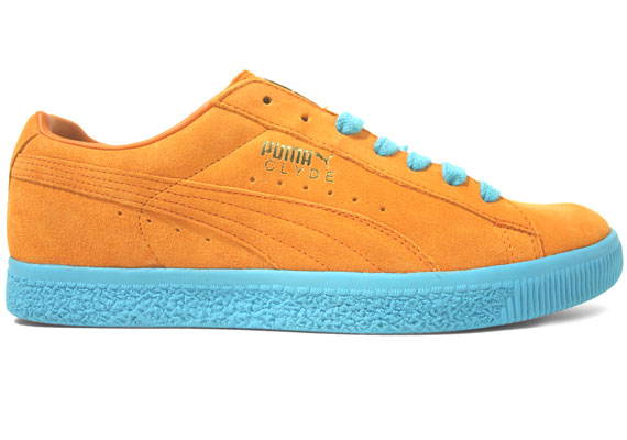 Puma Clyde Bright Colored Pack