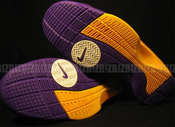 Nike Hyperdunk Kobe Bryant PE - Lakers Home and Away