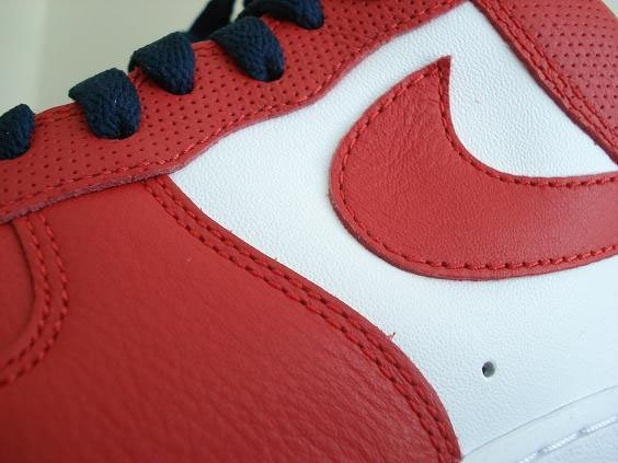 Nike Air Force 1 - Red Armed Forces