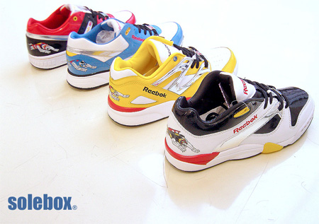 Reebok Voltron Series 2 Now Available