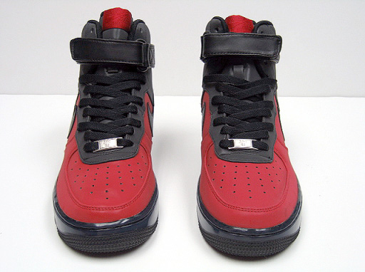 Nike Air Force 1 High Supreme Rasheed Wallace - Black / Varsity