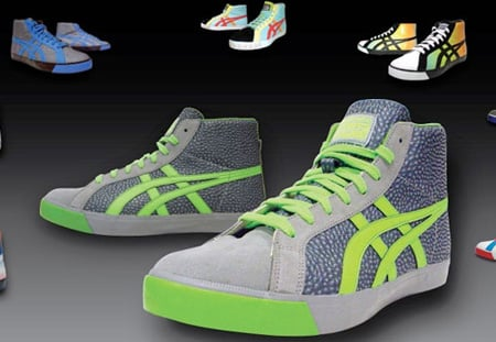 Onitsuka Tiger x Sports Zone Fabre BL-L Collection