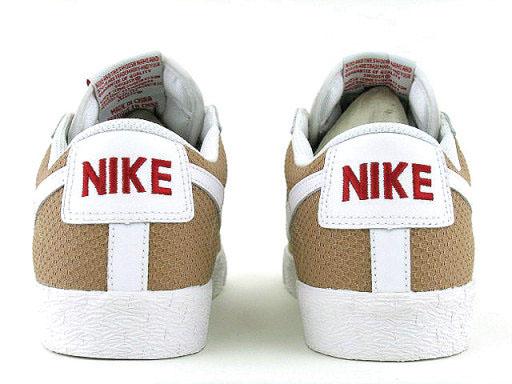 Nike Womens Blazer Low Tweed - Newark Eagles