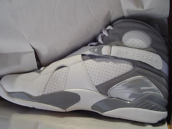 Air Jordan VIII (8) - Juwan Howard Player Exclusive