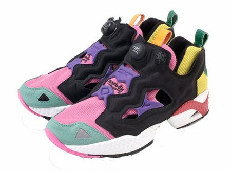 X-girl x Reebok Pump Fury