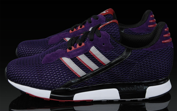 Adidas ZX800 Plus - Purple Mesh