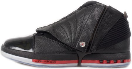 Air Jordan 16 (XVI) Retro Black / Varsity Red Countdown Pack