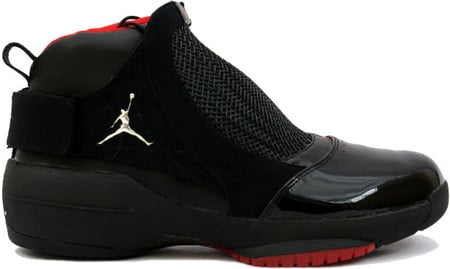 en soldes 689e1 cdeca Air Jordan XIX (19) Original - OG Black / Varsity Red ...