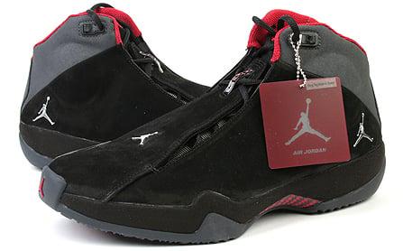 Air Jordan 21 (XX1) Original - OG PE Black / Varsity Red - Anthracite