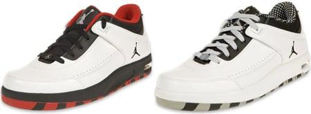 Classic 87 и Air Jordan X