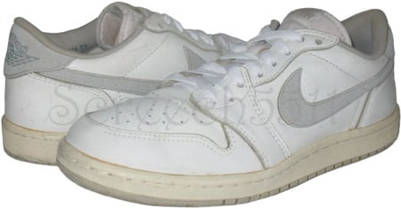 Air Jordan Original - OG 1 (I) White / Natural Grey Low