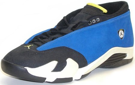 Air Jordan Original - OG 14 (XIV) Low Varsity Royal / Black - White