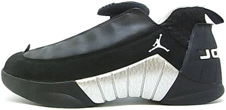Air Jordan 15 Xv Original Og Low Black White