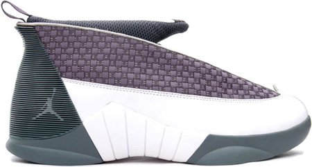 Air Jordan XV (15) Original - OG Flint Grey / White
