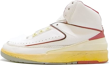 Air Jordan Original - OG 2 (II) White / Red