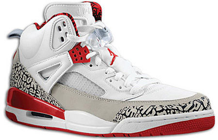 Air Jordan Fire Red Spizike Released at Eastbay