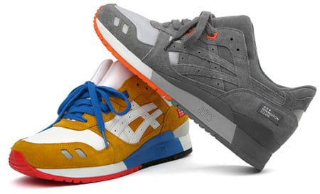 Asics x Alife Rivington Club Gel Lyte III