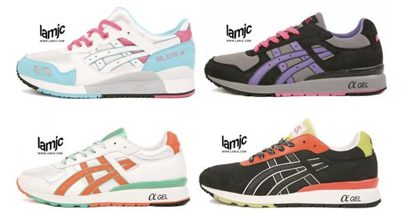 Asics Summer 08 Collection