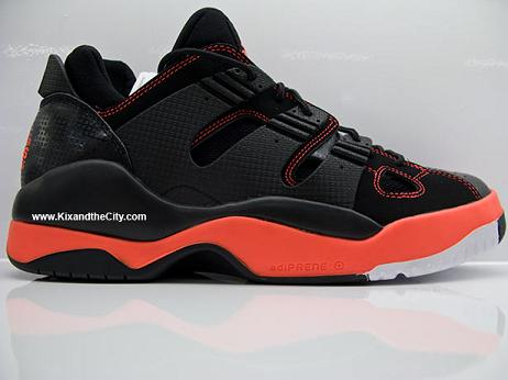 Adidas EQT Low Black Infrared