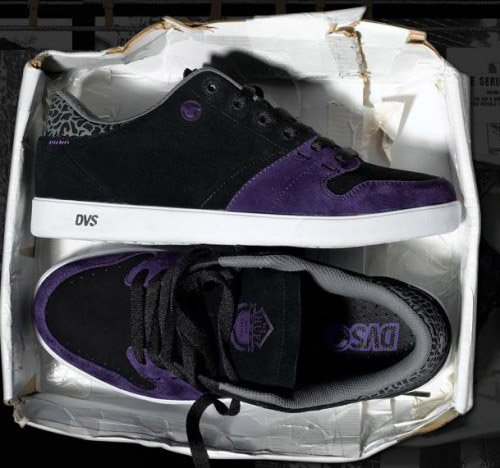 HUF x DVS 2008 Summer Original Intent Collection