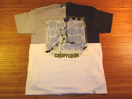 Crispy Clean Summer 08 Collection