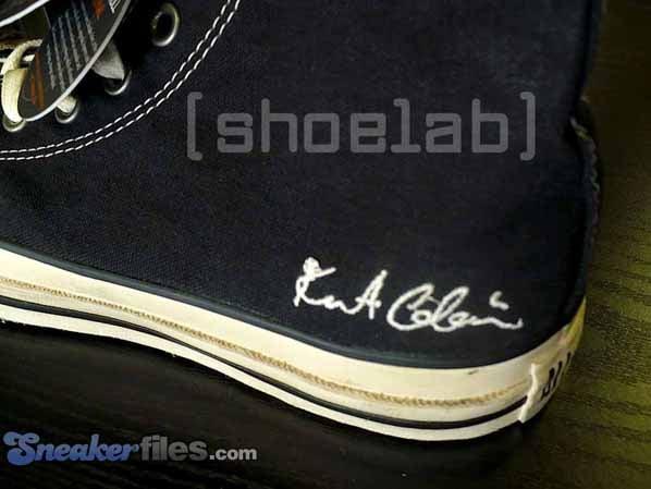 Converse Kurt Cobain Signature Pack