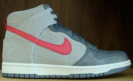 Nike Dunk High and Low - Canvas