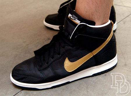 Nike Dunk High Nylon - Vandal Supreme