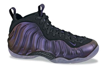 Nike Foamposite One Varsity Purple