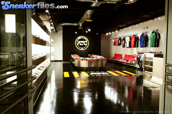 For The Sneaker Obsessed: ATC Miami Opens