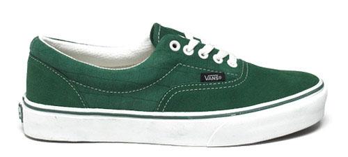 vans green era