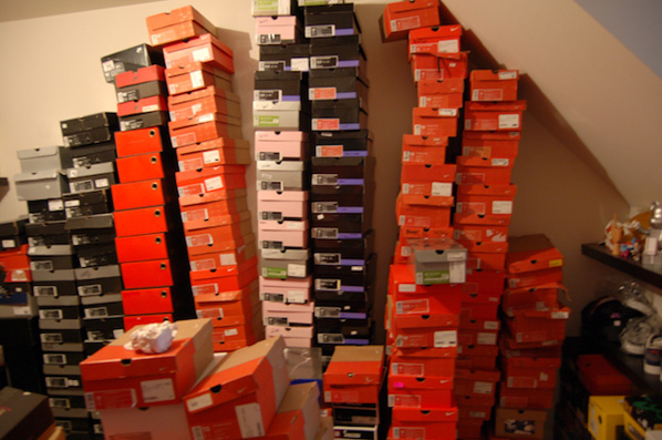 Greg Street: Sneaker Collection