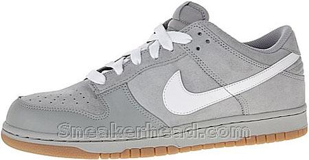 Nike Dunk Low CL - Grey | Black