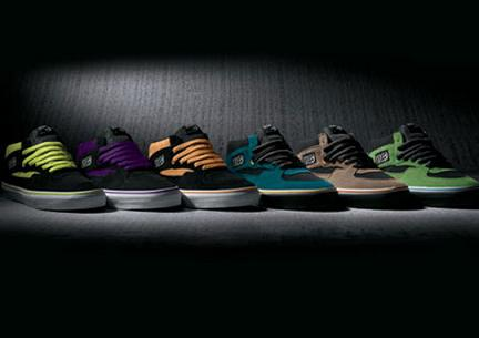 Vans Half Cab Pro Collection