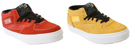 Vans Fall 08 Collection Released