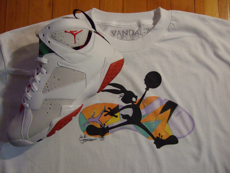 Vandal-A Sneaker Inspired T-Shirts