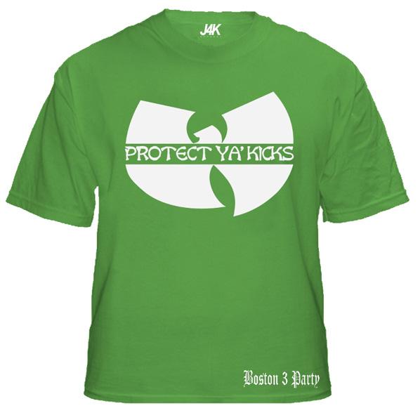 J4K Apparel Sneaker Shirts Round 3