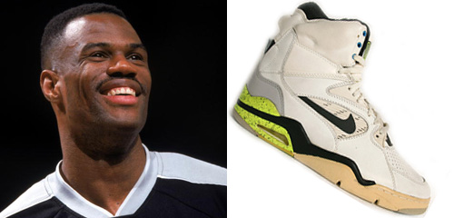 NBA Draft x Sneaker Files: Best Draft Picks of All Time Number 8 - David Robinson