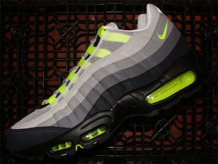Nike Air Max 95 Quickstrike - Neon