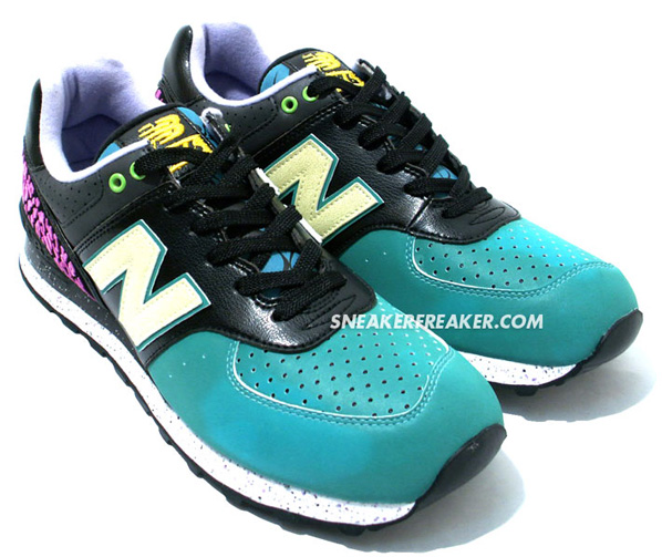 New Balance x Atmos - Face Off