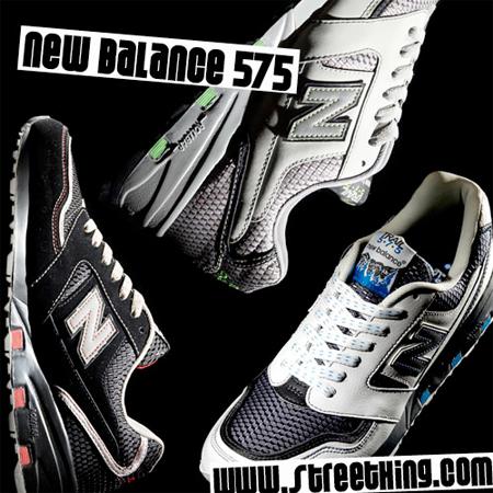 New Balance 575 Trails - Three Color-Ways