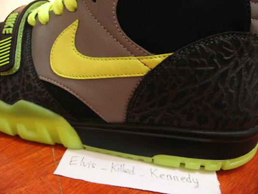 Nike Air Trainer 1 Nike Ones 112 Pack - DJ Clark Kent