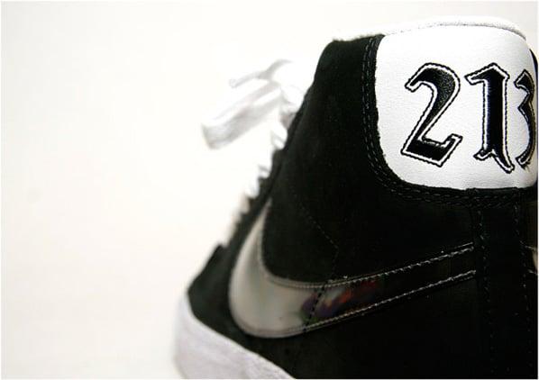 Nike Blazers - 213 LA Exclusives