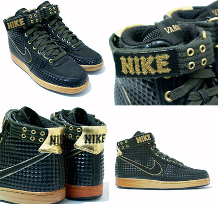 meilleure sélection 07292 93421 Nike Vandal High Supreme EX Metal Pack | SneakerFiles