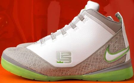 half off 3005d 75240 Nike Zoom LeBron Soldier 2 (II) Dunkman | SneakerFiles