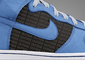 Nike Dunk High Be True iD - Repeat Laser