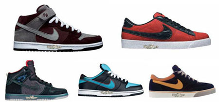 Nike SB Fall 2009 Collection