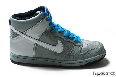 Nike Dunk High Octagon Collection